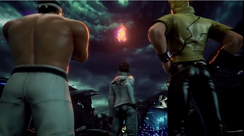 The King Of Fighters Xiv Steam Edition Comes Out On June 15 2017